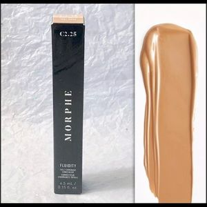 NEW MORPHE FLUIDITY FULL-COVERAGE CONCEALER